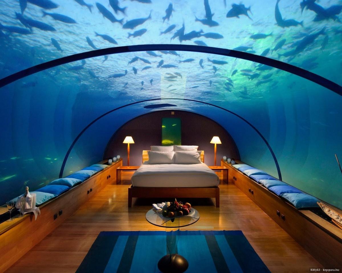 Awesome-underwater-aquarium-bedroom-design-bedroom-interior-design