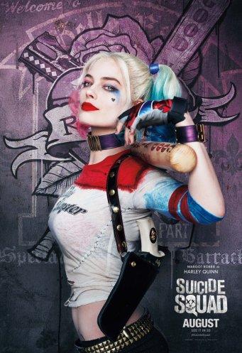"""Harlequin, """"Suicide Squad"""""""