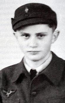 Hitler as a teenager