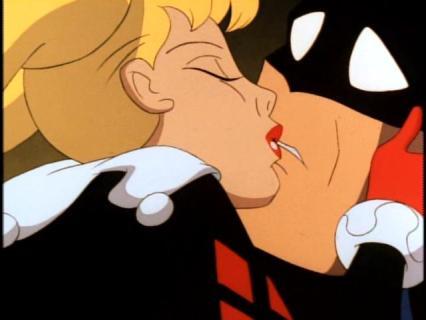 Harley_kiss_Batman