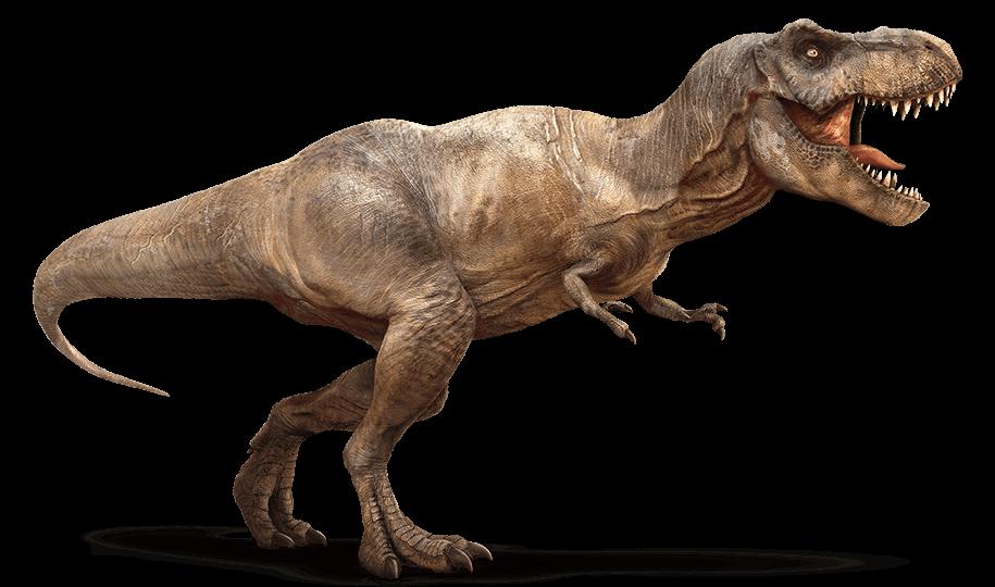 Regenerating A T-Rex