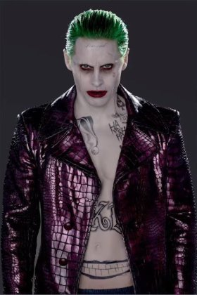 "Jared Leto as the Joker, ""Suicide Squad"""
