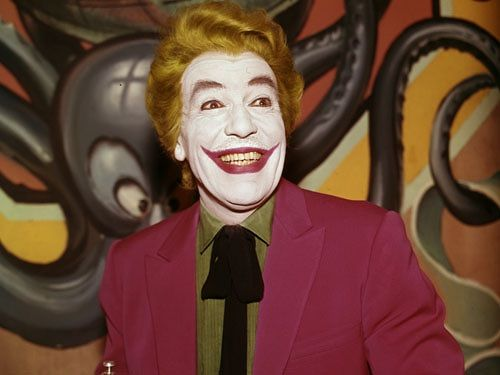"Cesar Romero as the Joker, ""Batman"" (1966)"