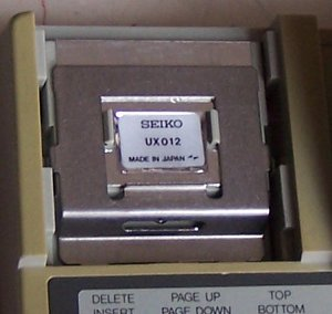 ROM cartridge