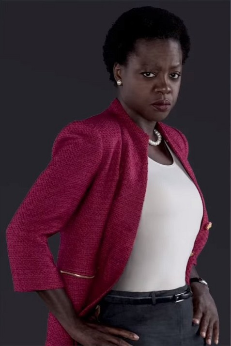 "Amanda Waller from ""Suicide Squad"""