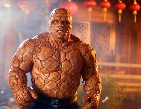 """The Thing from """"Fantastic Four"""" (2005)"""