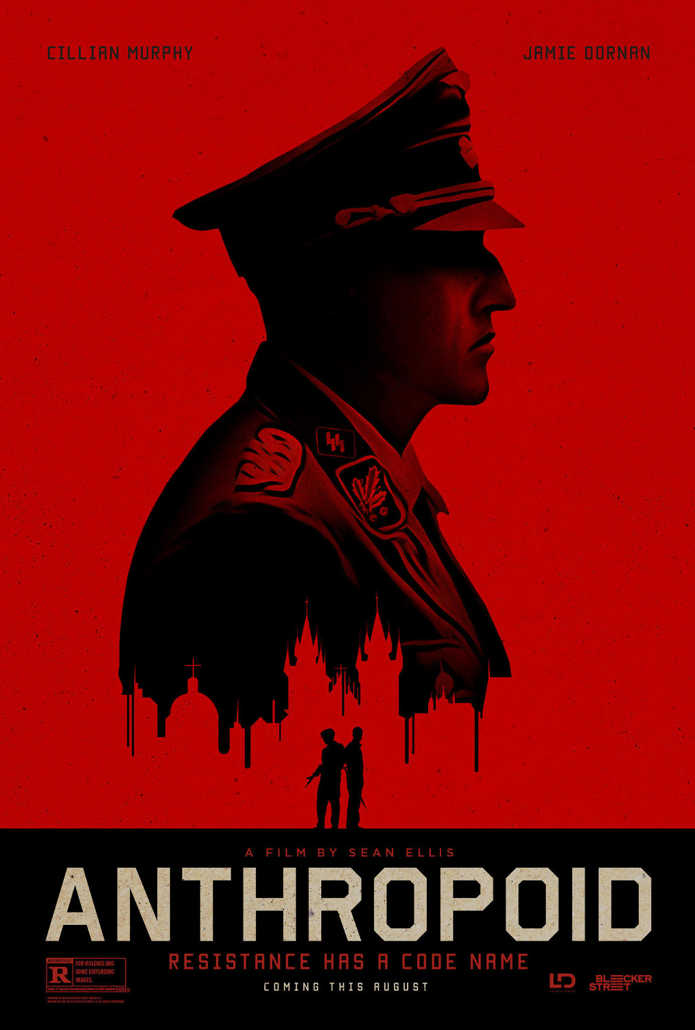 """Review: """"Anthropoid"""""""