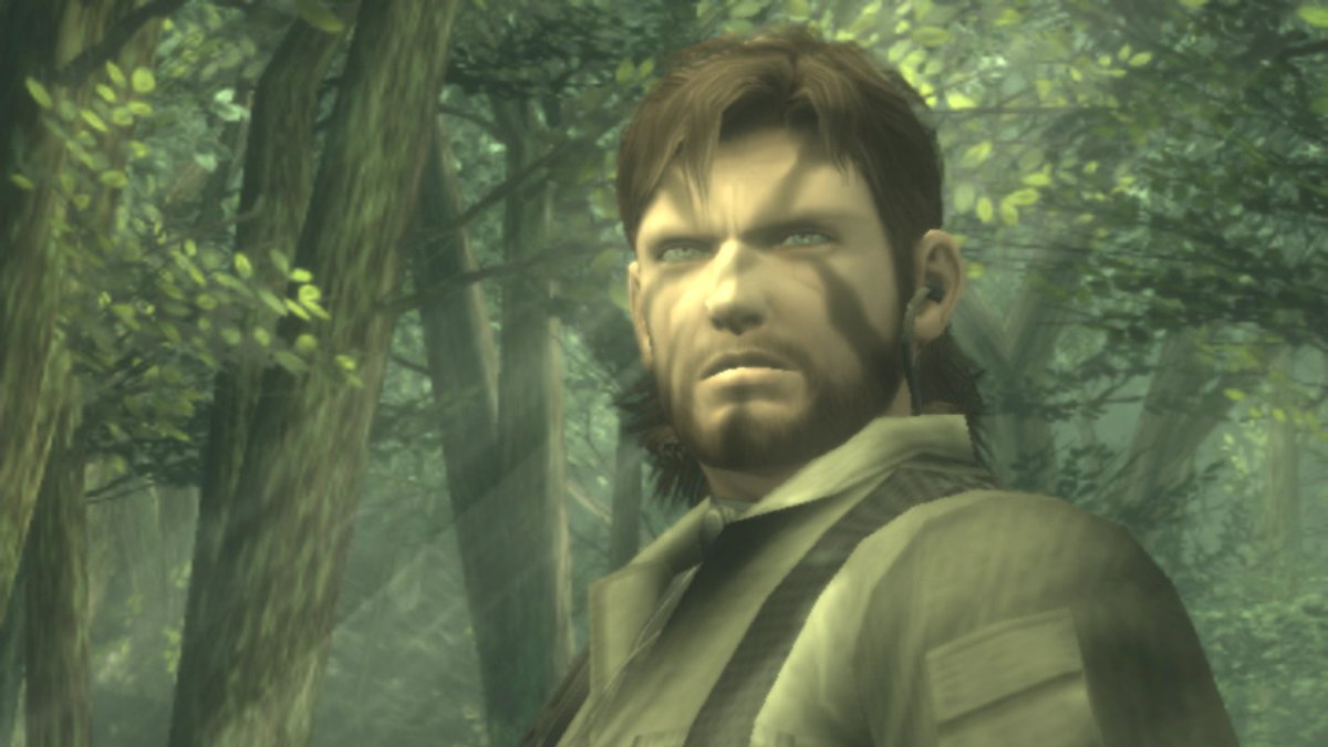 Metal Gear Solid 3 is a cinematic experience. (Part I: First ImpressionReview)