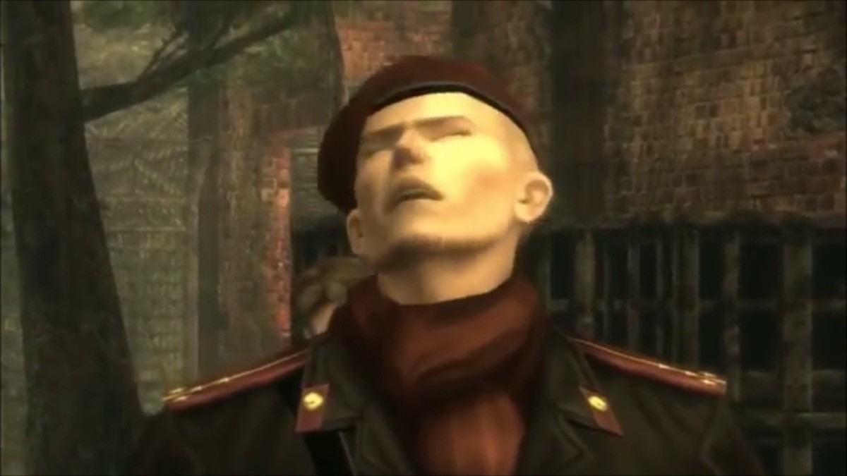 Why Ocelot Meow'd
